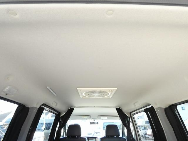 ステージ21 リゾートデュオユーロ キャンピングカー 4WD サブバッテリー ルーフベント サイドオーニング ローダウンサス インバーター1500W ポータブル冷蔵庫 べバストFFヒーター シンク 給排水タンク(15枚目)