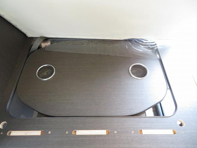 8ナンバーキャンピングカー 宮大工工法 高断熱 サブバッテリー 走行充電 外部充電 シンク 冷蔵庫 ファスプシート(20枚目)