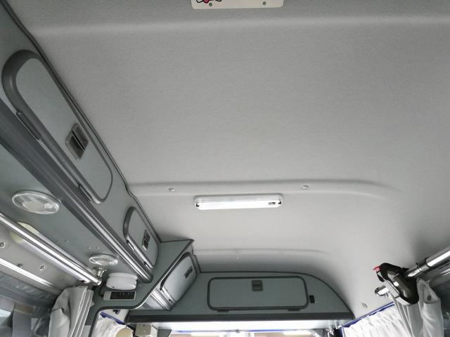 ホワイトハウス製マイボックス 5ナンバーキャンピング仕様 ターボ 4WD サブバッテリー 走行充電 外部充電 ソーラーパネル シンク 収納棚 ベッドマット テーブル(21枚目)
