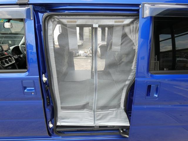 ホワイトハウス製マイボックス 5ナンバーキャンピング仕様 ターボ 4WD サブバッテリー 走行充電 外部充電 ソーラーパネル シンク 収納棚 ベッドマット テーブル(26枚目)