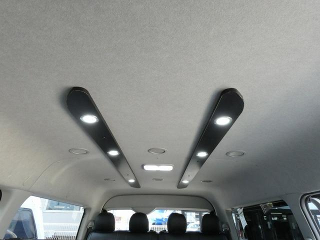 フレックス製 アレンジCT 3ナンバー車中泊仕様 10名乗車 社外ハンドル 社外テールライト ローダウン LEDヘッドライト スマートキー フルフラットサイズ長さ2600mm幅1400mm(9枚目)