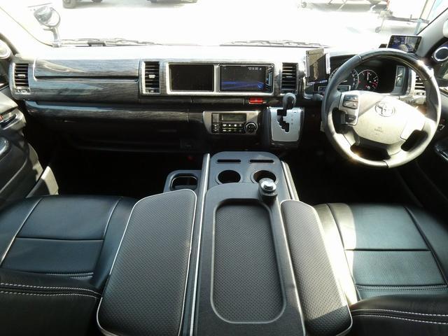フレックス製 アレンジCT 3ナンバー車中泊仕様 10名乗車 社外ハンドル 社外テールライト ローダウン LEDヘッドライト スマートキー フルフラットサイズ長さ2600mm幅1400mm(19枚目)