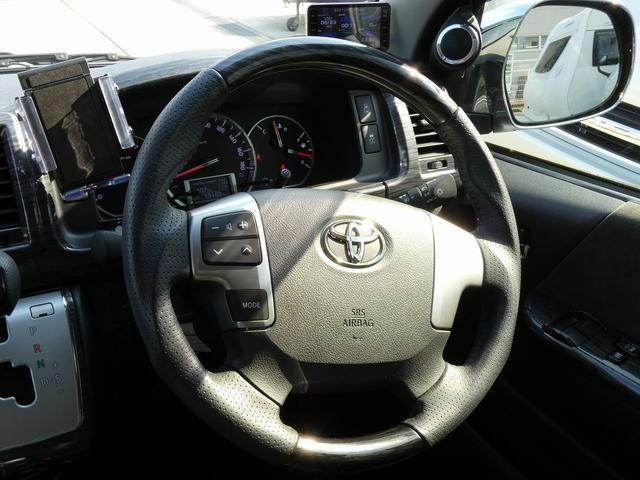 フレックス製 アレンジCT 3ナンバー車中泊仕様 10名乗車 社外ハンドル 社外テールライト ローダウン LEDヘッドライト スマートキー フルフラットサイズ長さ2600mm幅1400mm(21枚目)