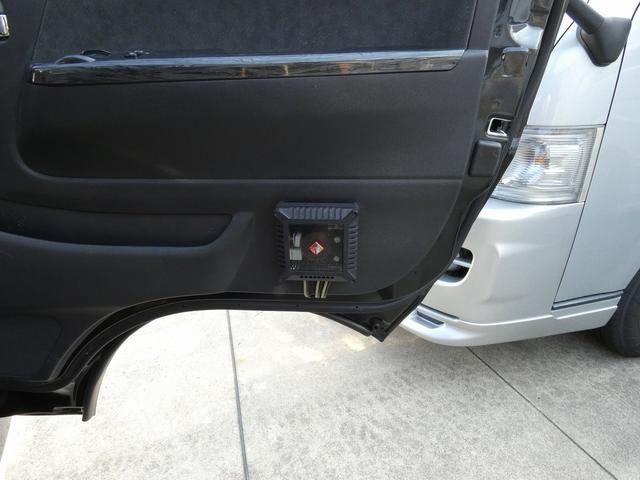 フレックス製 アレンジCT 3ナンバー車中泊仕様 10名乗車 社外ハンドル 社外テールライト ローダウン LEDヘッドライト スマートキー フルフラットサイズ長さ2600mm幅1400mm(30枚目)