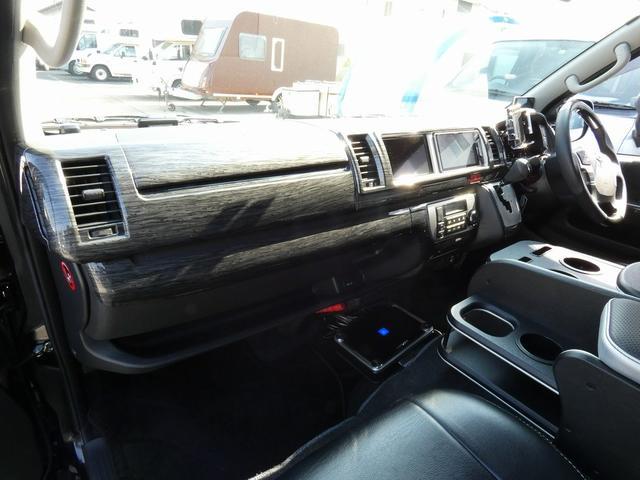 フレックス製 アレンジCT 3ナンバー車中泊仕様 10名乗車 社外ハンドル 社外テールライト ローダウン LEDヘッドライト スマートキー フルフラットサイズ長さ2600mm幅1400mm(35枚目)