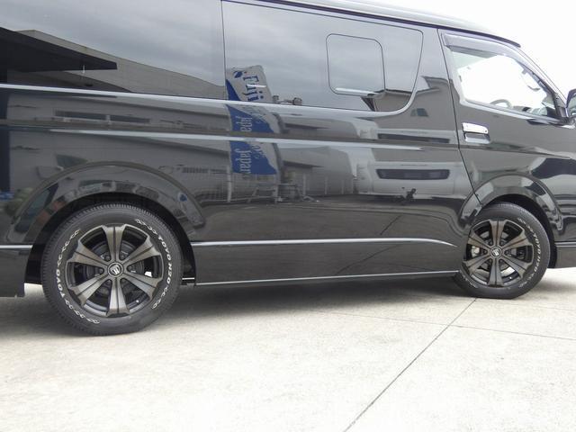 フレックス製 アレンジCT 3ナンバー車中泊仕様 10名乗車 社外ハンドル 社外テールライト ローダウン LEDヘッドライト スマートキー フルフラットサイズ長さ2600mm幅1400mm(47枚目)