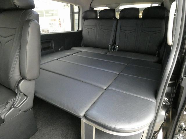 ダイレクトカーズ ラクスモア 3ナンバー車中泊仕様 サブバッテリー 走行充電 外部充電 インバーター FFヒーター ベッドキット1750mm1650mm セーフティセンス オートハイビーム レーンディパーチャーアラート(10枚目)