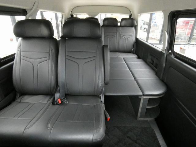 ダイレクトカーズ ラクスモア 3ナンバー車中泊仕様 サブバッテリー 走行充電 外部充電 インバーター FFヒーター ベッドキット1750mm1650mm セーフティセンス オートハイビーム レーンディパーチャーアラート(11枚目)
