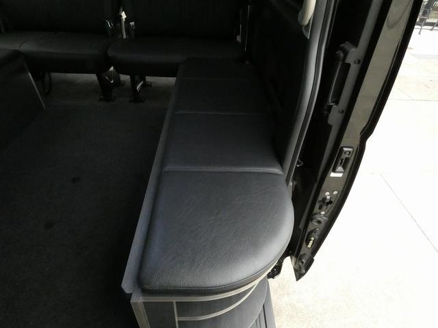 ダイレクトカーズ ラクスモア 3ナンバー車中泊仕様 サブバッテリー 走行充電 外部充電 インバーター FFヒーター ベッドキット1750mm1650mm セーフティセンス オートハイビーム レーンディパーチャーアラート(15枚目)