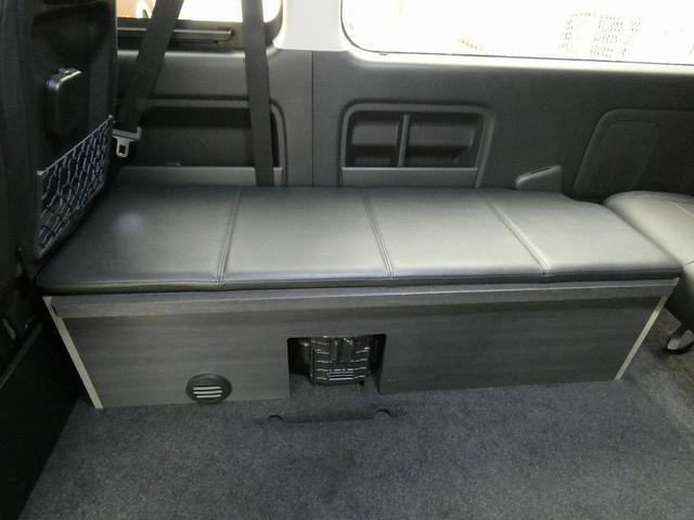 ダイレクトカーズ ラクスモア 3ナンバー車中泊仕様 サブバッテリー 走行充電 外部充電 インバーター FFヒーター ベッドキット1750mm1650mm セーフティセンス オートハイビーム レーンディパーチャーアラート(18枚目)