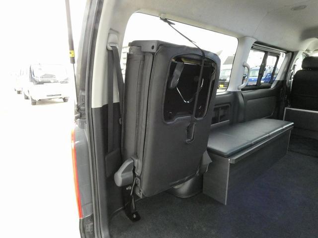 ダイレクトカーズ ラクスモア 3ナンバー車中泊仕様 サブバッテリー 走行充電 外部充電 インバーター FFヒーター ベッドキット1750mm1650mm セーフティセンス オートハイビーム レーンディパーチャーアラート(21枚目)