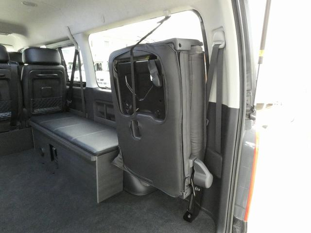 ダイレクトカーズ ラクスモア 3ナンバー車中泊仕様 サブバッテリー 走行充電 外部充電 インバーター FFヒーター ベッドキット1750mm1650mm セーフティセンス オートハイビーム レーンディパーチャーアラート(22枚目)