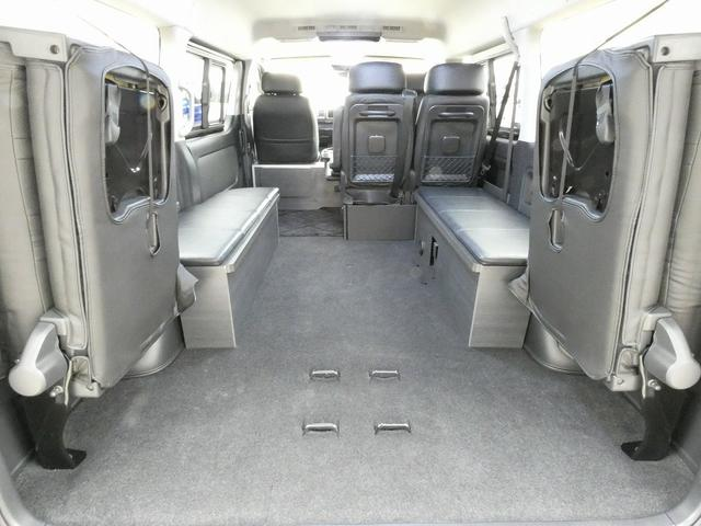 ダイレクトカーズ ラクスモア 3ナンバー車中泊仕様 サブバッテリー 走行充電 外部充電 インバーター FFヒーター ベッドキット1750mm1650mm セーフティセンス オートハイビーム レーンディパーチャーアラート(23枚目)