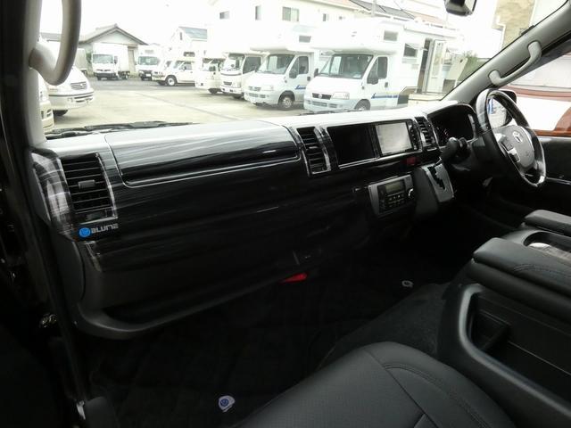 ダイレクトカーズ ラクスモア 3ナンバー車中泊仕様 サブバッテリー 走行充電 外部充電 インバーター FFヒーター ベッドキット1750mm1650mm セーフティセンス オートハイビーム レーンディパーチャーアラート(32枚目)
