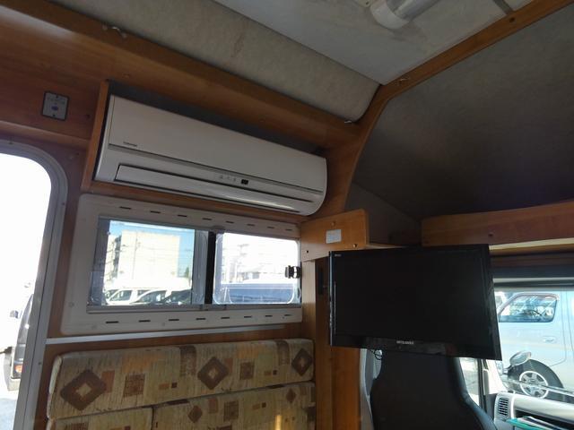バンテック ジル480 8ナンバーキャンピング トリプルサブバッテリー 1500Wインバーター 家庭用エアコン FFヒーター 冷蔵庫 電子レンジ シンク ソーラーパネル クルーズコントロール(4枚目)