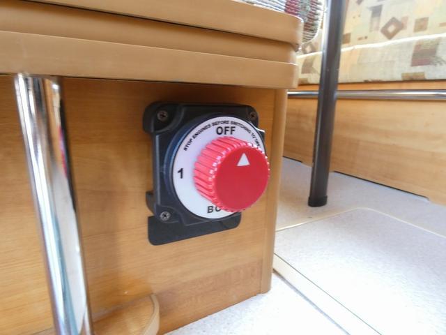 バンテック ジル480 8ナンバーキャンピング トリプルサブバッテリー 1500Wインバーター 家庭用エアコン FFヒーター 冷蔵庫 電子レンジ シンク ソーラーパネル クルーズコントロール(22枚目)