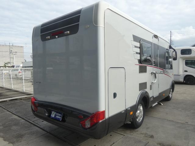 フォード トランジット ハイマーエクシス512 ツインサブバッテリー 1500Wインバーター 冷蔵庫 シンク 電子レンジ 温水ボイラー シャワー トイレ FFヒーター ソーラーパネル(20枚目)