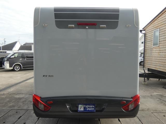 フォード トランジット ハイマーエクシス512 ツインサブバッテリー 1500Wインバーター 冷蔵庫 シンク 電子レンジ 温水ボイラー シャワー トイレ FFヒーター ソーラーパネル(47枚目)