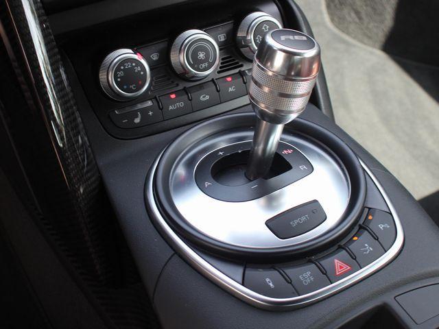 アウディ アウディ R8 4.2FSIクワトロ  マグネティックライド レザーシート