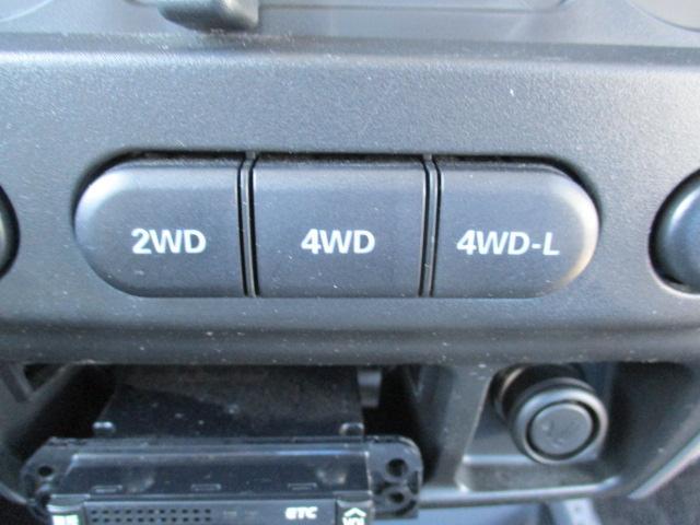 XG 10型 パートタイム4WD&4速AT カーナビ付き(16枚目)