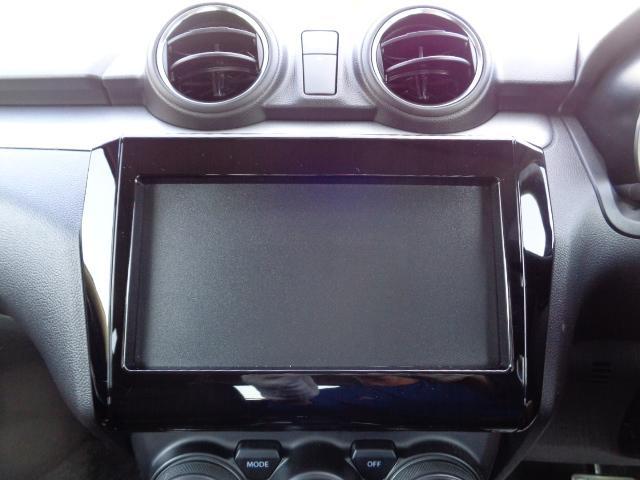 オーディオレス仕様車です。お好きなナビをお選びください