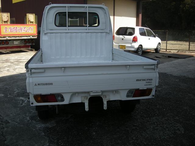 ベースグレード 5速マニュアル 2WD 三方開 軽トラ(3枚目)