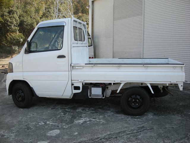 ベースグレード 5速マニュアル 2WD 三方開 軽トラ(5枚目)