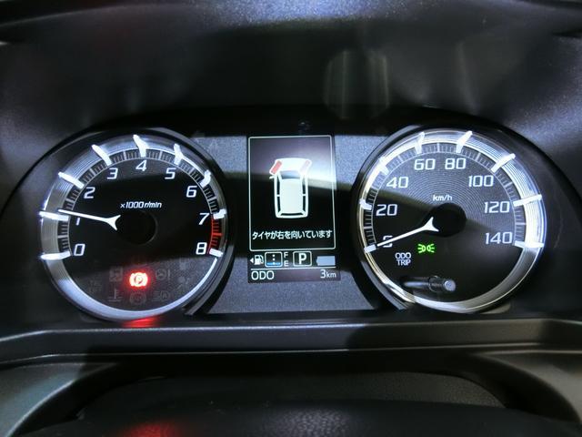 カスタム XリミテッドII SAIII 衝突被害軽減ブレーキ 横滑り防止装置 オートマチックハイビーム パノラマモニター アイドリングストップ ステアリングスイッチ LEDヘッドランプ フォグランプ 純正アルミホイール ベンチシート(6枚目)
