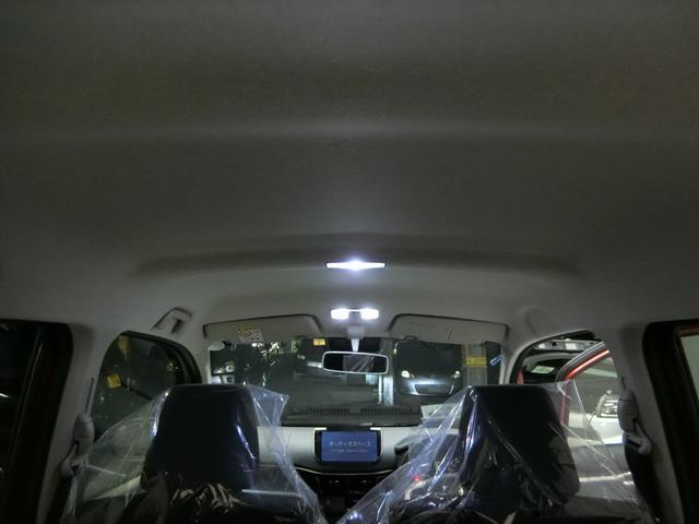 カスタム XリミテッドII SAIII 衝突被害軽減ブレーキ 横滑り防止装置 オートマチックハイビーム パノラマモニター アイドリングストップ ステアリングスイッチ LEDヘッドランプ フォグランプ 純正アルミホイール ベンチシート(35枚目)