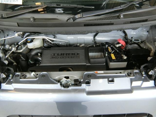 GターボリミテッドSAIII 衝突被害軽減ブレーキ 横滑り防止装置 オートマチックハイビーム アイドリングストップ 両側電動スライドドア ステアリングスイッチ オートライト パノラマモニター 純正アルミホイール ベンチシート(18枚目)