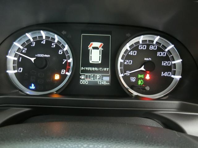 カスタム XリミテッドII SAIII 衝突被害軽減ブレーキ 横滑り防止装置 オートマチックハイビーム アイドリングストップ ステアリングスイッチ キーフリーシステム オートエアコン バイザー マット パノラマモニター LEDヘッドランプ(5枚目)