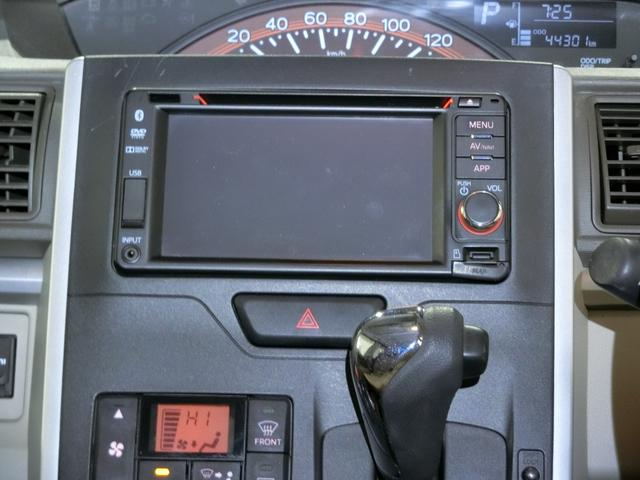 X SA 衝突被害軽減ブレーキ 横滑り防止装置 アイドリングストップ 左側電動スライドドア ステアリングスイッチ オートライト ナビ バックカメラ バイザー マット 純正ホイールキャップ キーフリーシステム(7枚目)