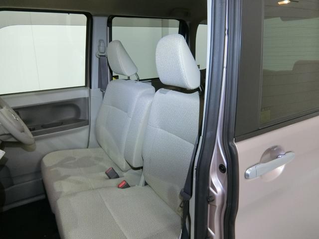 X SA 衝突被害軽減ブレーキ 横滑り防止装置 アイドリングストップ 左側電動スライドドア ステアリングスイッチ オートライト ナビ バックカメラ バイザー マット 純正ホイールキャップ キーフリーシステム(12枚目)