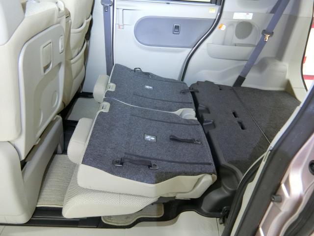 X SA 衝突被害軽減ブレーキ 横滑り防止装置 アイドリングストップ 左側電動スライドドア ステアリングスイッチ オートライト ナビ バックカメラ バイザー マット 純正ホイールキャップ キーフリーシステム(35枚目)