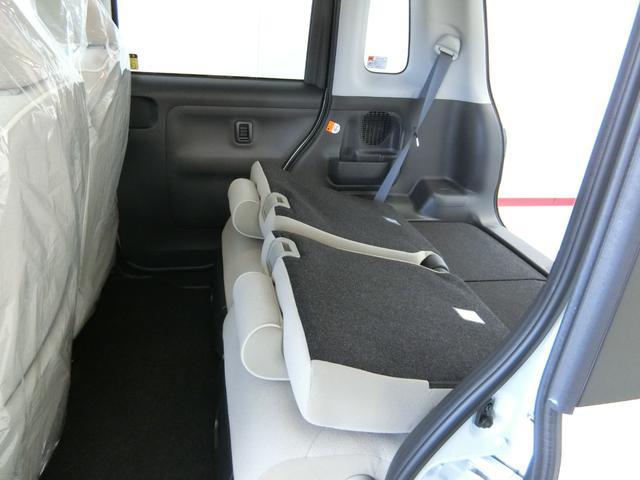 Gメイクアップリミテッド SAIII 衝突被害軽減ブレーキ 横滑り防止装置 オートマチックハイビーム アイドリングストップ 両側電動スライドドア ステアリングスイッチ キーフリーシステム オートエアコン 純正ホイールキャップ LED(32枚目)