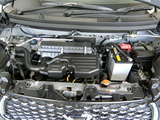 スタイルG VS SAIII 衝突被害軽減ブレーキ 横滑り防止装置 オートマチックハイビーム アイドリングストップ ステアリングスイッチ パノラマモニター バイザー マット キーフリーシステム オートエアコン LEDヘッドランプ(18枚目)