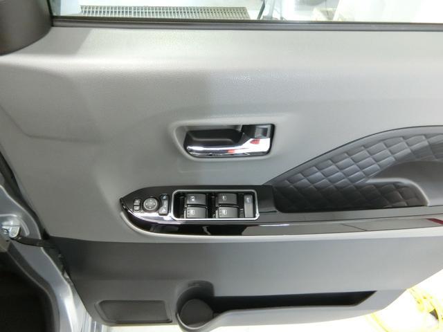 カスタムX 衝突被害軽減ブレーキ 横滑り防止装置 オートマチックハイビーム アイドリングストップ 両側電動スライドドア キーフリーシステム オートエアコン オートライト ベンチシート 純正アルミホイール LED(10枚目)