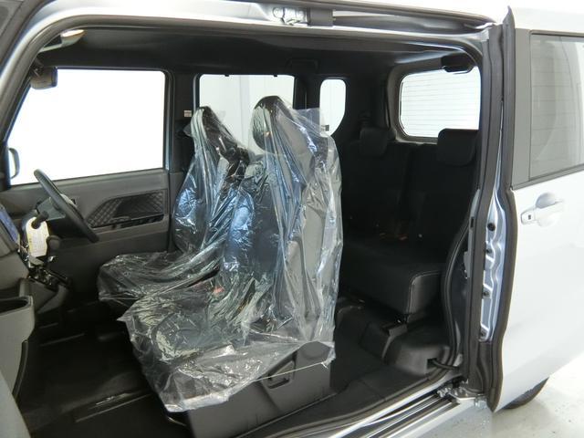 カスタムX 衝突被害軽減ブレーキ 横滑り防止装置 オートマチックハイビーム アイドリングストップ 両側電動スライドドア キーフリーシステム オートエアコン オートライト ベンチシート 純正アルミホイール LED(11枚目)