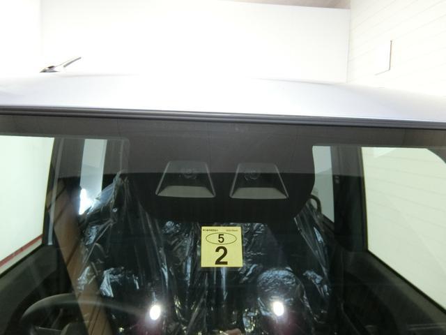 カスタムX 衝突被害軽減ブレーキ 横滑り防止装置 オートマチックハイビーム アイドリングストップ 両側電動スライドドア キーフリーシステム オートエアコン オートライト ベンチシート 純正アルミホイール LED(14枚目)