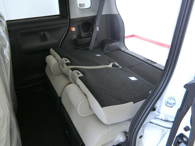 Xメイクアップリミテッド SAIII 衝突被害軽減ブレーキ 横滑り防止装置 オートマチックハイビーム アイドリングストップ 両側電動スライドドア ステアリングスイッチ オートライト ベンチシート キーフリーシステム オートエアコン(30枚目)