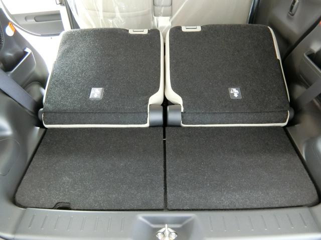 Xメイクアップリミテッド SAIII 衝突被害軽減ブレーキ 横滑り防止装置 オートマチックハイビーム アイドリングストップ 両側電動スライドドア ステアリングスイッチ オートライト キーフリーシステム オートエアコン ベンチシート(28枚目)