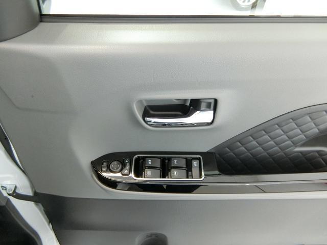 カスタムRS 衝突被害軽減ブレーキ 横滑り防止装置 オートマチックハイビーム アイドリングストップ ステアリングスイッチ 革巻きハンドル オートライト 両側電動スライドドア キーフリーシステム オートエアコン(11枚目)