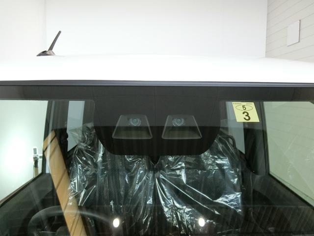 カスタムRS 衝突被害軽減ブレーキ 横滑り防止装置 オートマチックハイビーム アイドリングストップ ステアリングスイッチ 革巻きハンドル オートライト 両側電動スライドドア キーフリーシステム オートエアコン(15枚目)