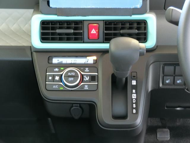 Xセレクション 衝突被害軽減ブレーキ 横滑り防止装置 オートマチックハイビーム アイドリングストップ 両側電動スライドドア ステアリングスイッチ オートライト キーフリーシステム オートエアコン 純正ホイールキャップ(7枚目)