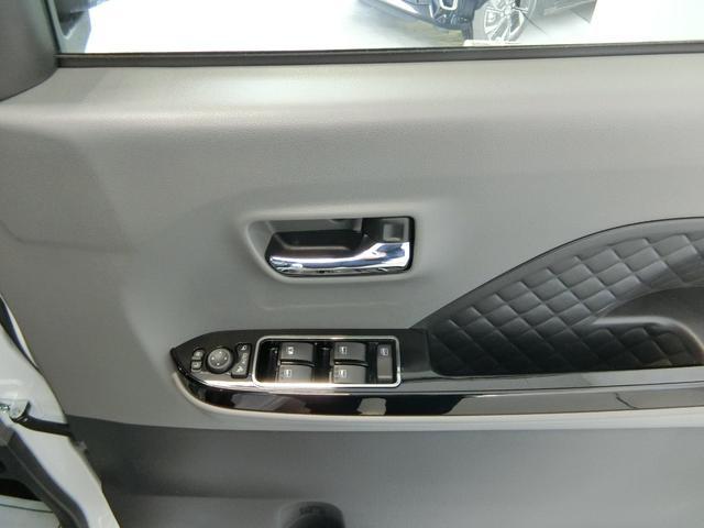 カスタムX 衝突被害軽減ブレーキ 横滑り防止装置 オートマチックハイビーム 両側電動スライドドア ステアリングスイッチ アイドリングストップ バックカメラ LEDヘッドランプ 純正アルミホイール ベンチシート(11枚目)