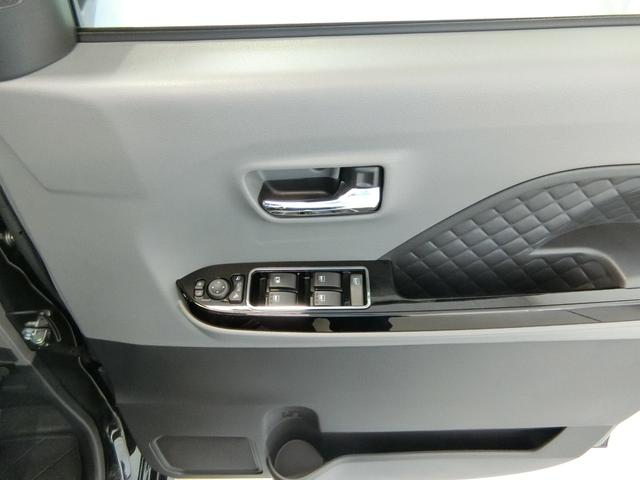 カスタムXセレクション 衝突被害軽減ブレーキ 横滑り防止装置 オートマチックハイビーム アイドリングストップ 両側電動スライドドア キーフリーシステム オートエアコン ベンチシート シートヒーター 純正アルミホイール LED(10枚目)