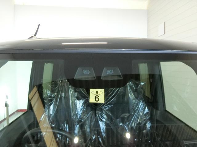 カスタムXセレクション 衝突被害軽減ブレーキ 横滑り防止装置 オートマチックハイビーム アイドリングストップ 両側電動スライドドア キーフリーシステム オートエアコン ベンチシート シートヒーター 純正アルミホイール LED(15枚目)