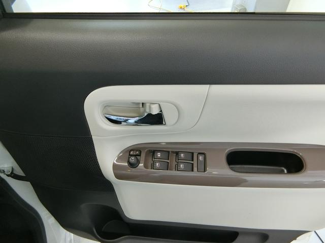 Xメイクアップリミテッド SAIII 衝突被害軽減ブレーキ 横滑り防止装置 オートマチックハイビーム アイドリングストップ ステアリングスイッチ オートライト キーフリーシステム オートエアコン パノラマモニター ベンチシート(11枚目)