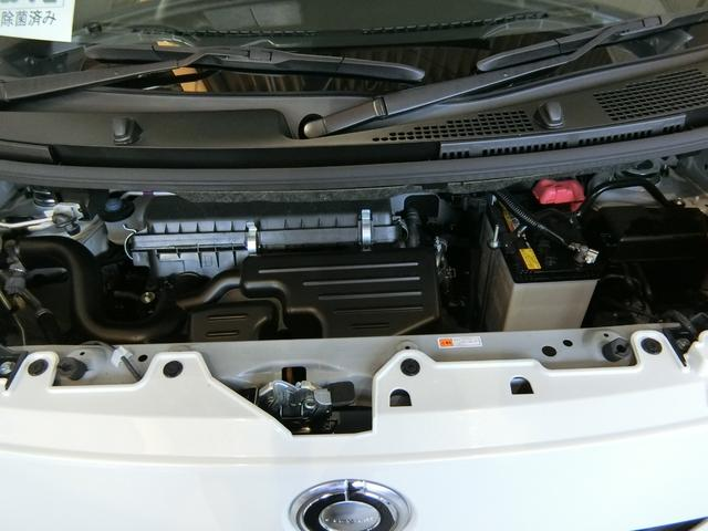 Xメイクアップリミテッド SAIII 衝突被害軽減ブレーキ 横滑り防止装置 オートマチックハイビーム アイドリングストップ ステアリングスイッチ オートライト キーフリーシステム オートエアコン パノラマモニター ベンチシート(18枚目)