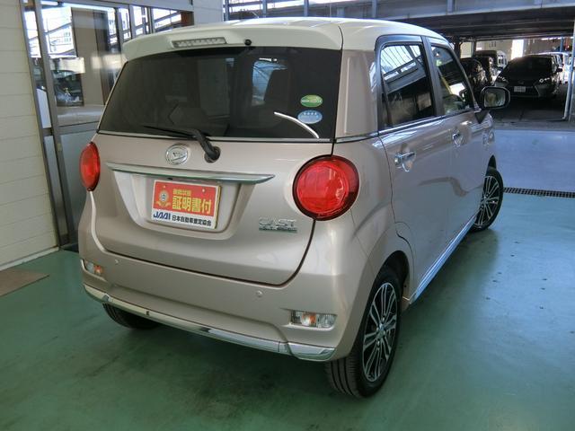 「ダイハツ」「キャスト」「コンパクトカー」「岐阜県」の中古車3
